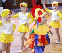 Перспектива  танцы в Марьино Люблино Братиславская